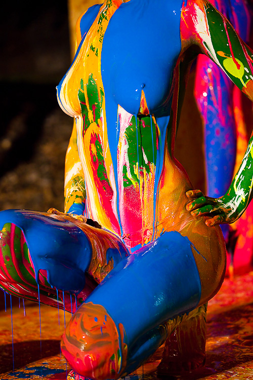 Action Painting - Peter Ziegler Fotografie