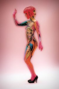 Foto Body Painting