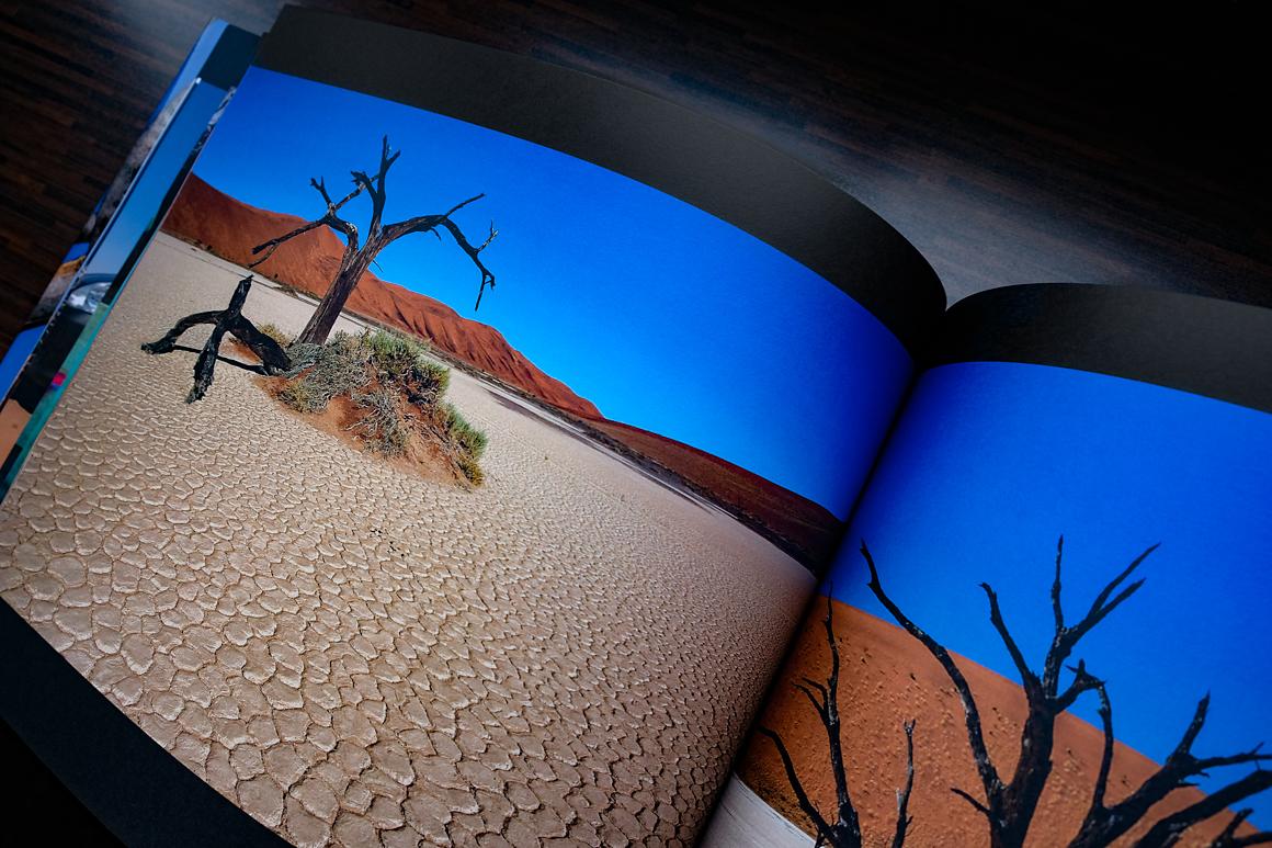 Fotos des Namibia Buches