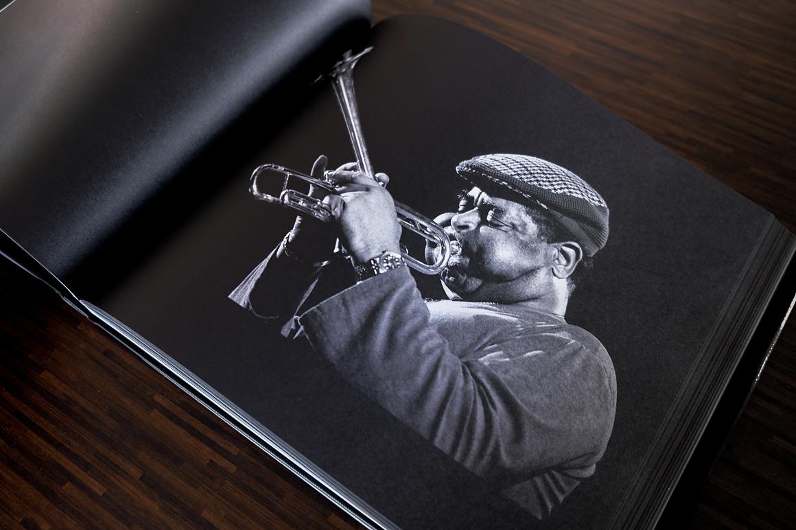 Fotos des Jazz-Buches